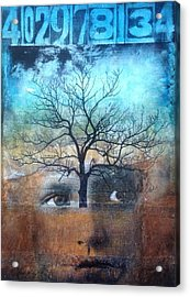 Personal Growth Acrylic Print by Susan McCarrell