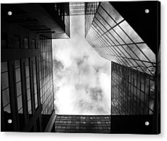 Perspective  Acrylic Print by Charlie Gaddy