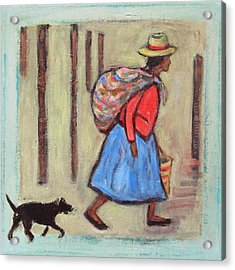 Peru Impression I Acrylic Print