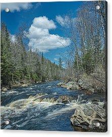 Peshekee Blue Sky Acrylic Print