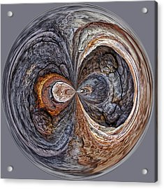 Peter Iredale Orb W Acrylic Print