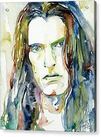 Peter Steele Portrait.4 Acrylic Print