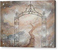 Peter's Gate Acrylic Print