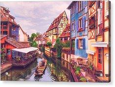 Petite Venise I  Acrylic Print
