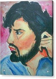 Petuskhie Acrylic Print by Vikash Kumar
