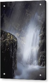 Pfeiffer Falls Closeup Acrylic Print