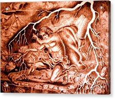 Phaethon Acrylic Print