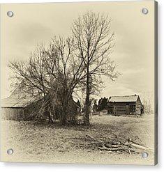 Phantom Farm Acrylic Print
