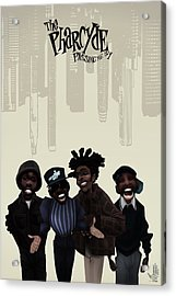 Pharcyde -passing Me By 1 Acrylic Print