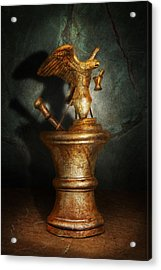 Pharmacy - Pestle - Proud Pharmacists  Acrylic Print by Mike Savad