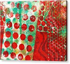 Phase Series - Change Acrylic Print by Moon Stumpp
