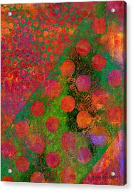 Phase Series - Direction Acrylic Print by Moon Stumpp
