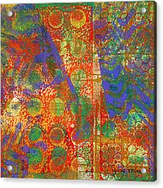 Phase Series - Next Acrylic Print by Moon Stumpp