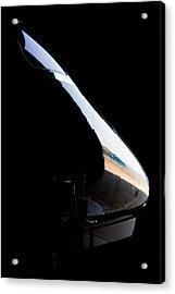Phenom Reflection Acrylic Print by Paul Job