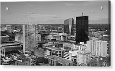 Philadelphia - A View Across The Schuylkill River Acrylic Print by Rona Black