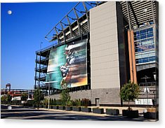 Philadelphia Eagles - Lincoln Financial Field Acrylic Print