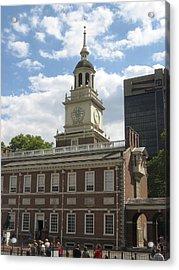 Philadelphia Pa - 121222 Acrylic Print by DC Photographer