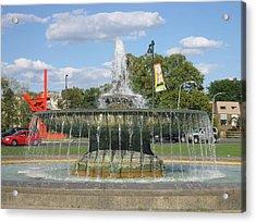 Philadelphia Pa - 121237 Acrylic Print by DC Photographer