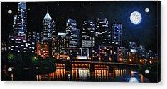Phillie Acrylic Print