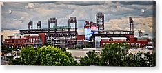 Phillies Stadium Acrylic Print