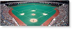 Phillies Vs Mets Baseball Game Acrylic Print by Panoramic Images