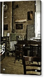 Phillipsburg Brewing Company Acrylic Print by Image Takers Photography LLC - Carol Haddon