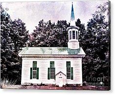 Phillipsport Methodist Acrylic Print