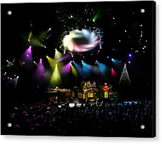 Phish At Alpine Valley Acrylic Print by Shawn Everhart