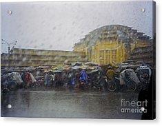 Phnom Penh Central Market Acrylic Print