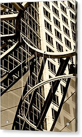Phoenix Architecture Acrylic Print