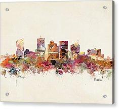 Phoenix Arizona Acrylic Print