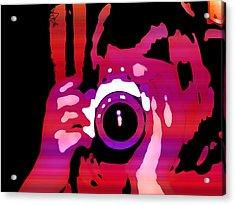Photograph Me Acrylic Print