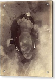 Photograph Of A Thought, C. 1894 Acrylic Print by Metropolitan Museum of Art