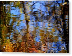 Photographic Painting Acrylic Print by Frozen in Time Fine Art Photography