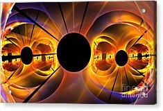 Photosphere Acrylic Print