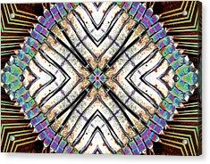 Piano Strings 2 Acrylic Print