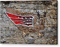 Piasa Bird Acrylic Print by John Freidenberg