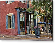 Picasso's N Main St Charles Mo Dsc00900  Acrylic Print