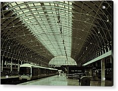 Piccadilly Station Acrylic Print