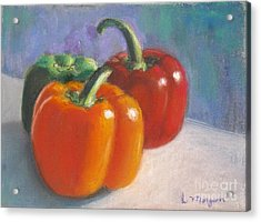 Pick A Pepper Acrylic Print