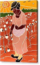 Pick'n Cotton Acrylic Print