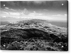 Pico Da Barrosa Acrylic Print