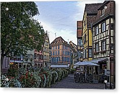 pictorial Colmar Acrylic Print