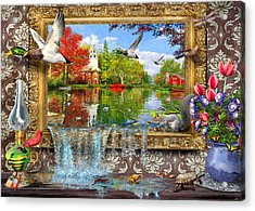 Picture Of Life Acrylic Print
