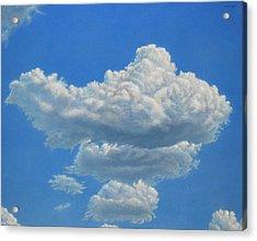 Piece Of Sky 3 Acrylic Print