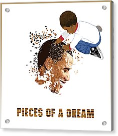 Pieces Of A Dream Acrylic Print