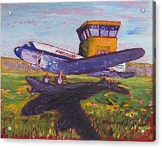 Piedmont Airlines Acrylic Print