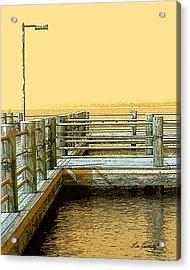 Pier 2  Image A Acrylic Print