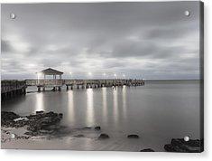 Pier II Acrylic Print