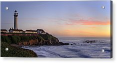 Pigeon Pight Lightouse Acrylic Print